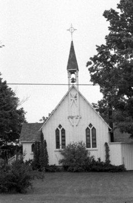 St. Thomas Anglican Church, July 1975