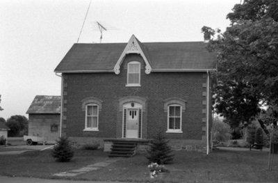 St. Thomas Anglican Church Rectory, July 1975