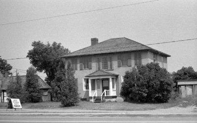 Jabez Lynde House, July 1975