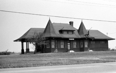 Station Gallery, July 1975