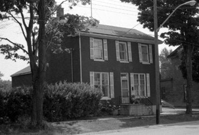 1615 Brock Street South, Castle Fox House (former Port Whitby Post Office), July 1975