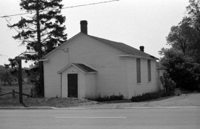 Almonds Methodist Church, July 1975
