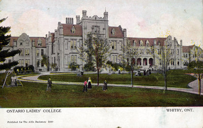 Ontario Ladies' College, c. 1903