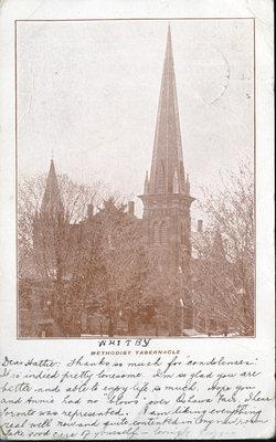 Methodist Tabernacle, c. 1903