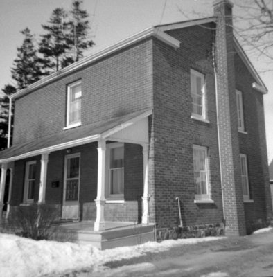 124 Front Street East, c. 1969