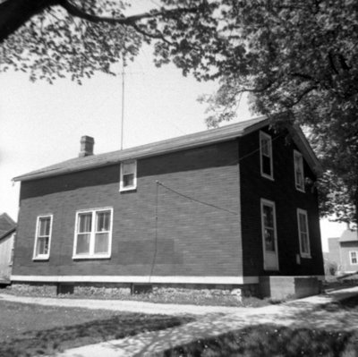 Unidentified House Brock Street South, May 23, 1969