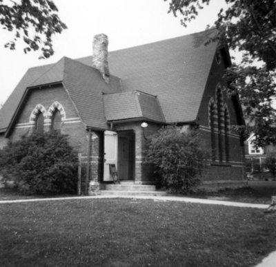 All Saints' Parish Hall, May 1964