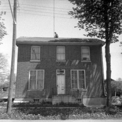 1615 Brock Street South, Castle Fox House (former Port Whitby Post Office), May 23, 1969