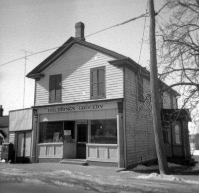 Goldring Store, c. 1967