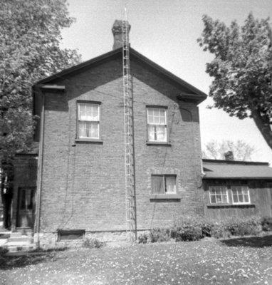 John Allingham Watson House, 1621 Brock Street South, May 23, 1969