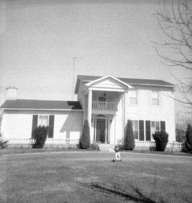 Residence of Ezra Annes, April 6, 1969