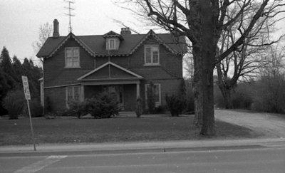 601 Dundas Street East, April 1974