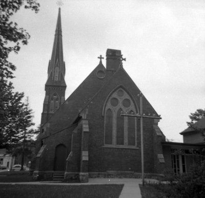 All Saints' Anglican Church, May 1964