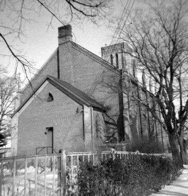 St. Andrew's Presbyterian Church, February 5, 1966