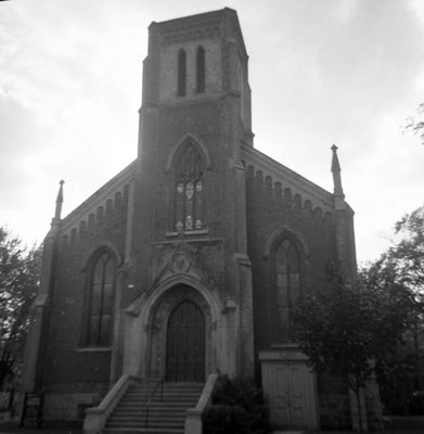 St. Andrew's Presbyterian Church, October 11, 1965