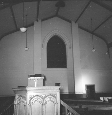 St. Andrew's Presbyterian Church, February 5, 1966
