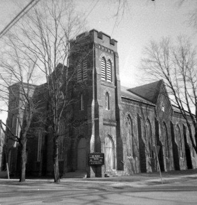 St. Mark's United Church, April 17, 1966