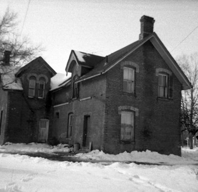 Residence of George Cormack, January 1964