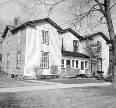 Greenwood Residence, April 22, 1970