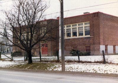 Brock Street Public School, 1977