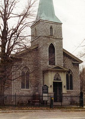 St. John's Anglican Church, 1977