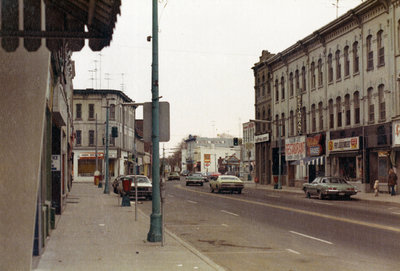Brock Street South, 1977