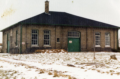 Waterworks Pump House, 1977