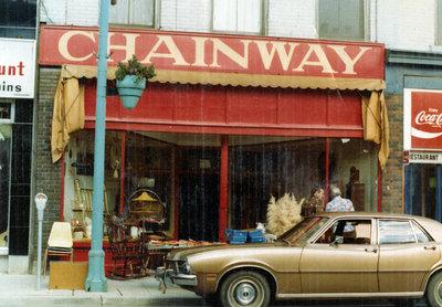 123 Brock Street South, 1977
