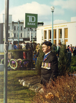 Whitby Cenotaph, 1976