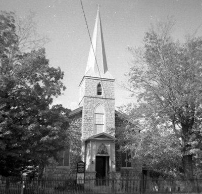 St. John's Anglican Church, October 11, 1965