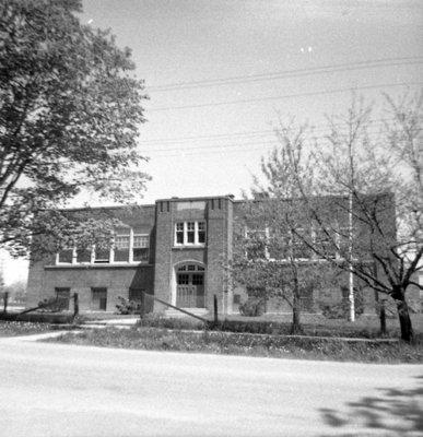 Brock Street Public School, May 23, 1969