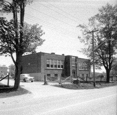 Brock Street Public School, May 23, 1969