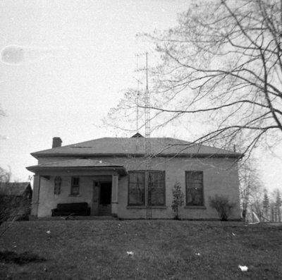 Dufferin Street School, May 1967
