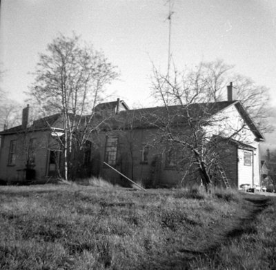 Dufferin Street School, February 1963