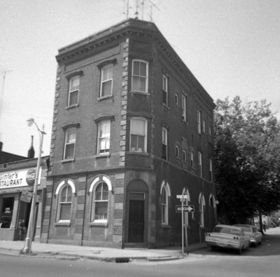 122 Brock Street North, June 1962