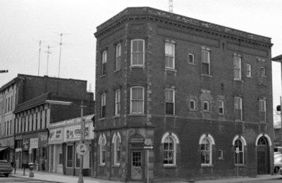 122 Brock Street North, April 1974