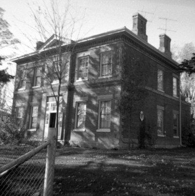 Burr Lodge, October 23, 1966