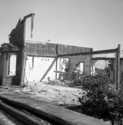 201 Brock Street North, September 27, 1968