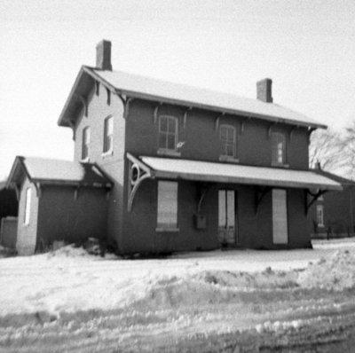 Uptown Station, January 1964