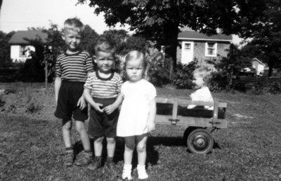 The Kirk Family, c. 1952
