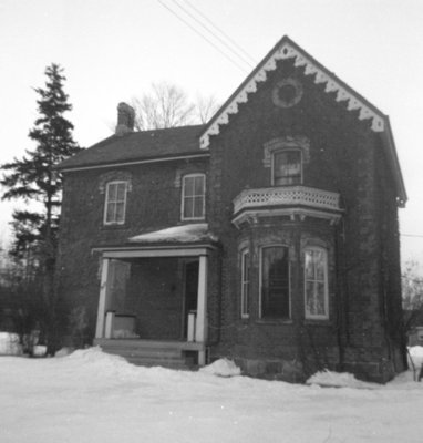 John M. Lowes Residence, March 1962