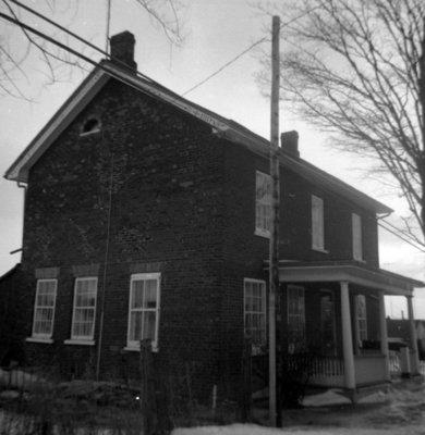 721 Dundas Street West, March 1962