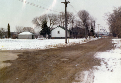 Charles Street Looking South, 1977