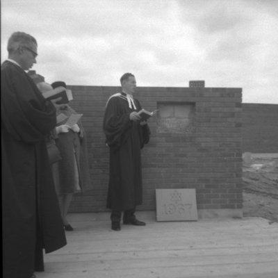 St. Andrew's Presbyterian Church, October 1, 1967
