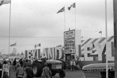 World Plowing Match, 1975