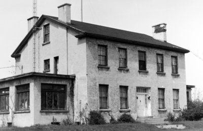 The Grange, residence of Frank Beecroft, c.1960