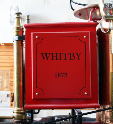 Merryweather Steam Fire Engine, September 10, 2013