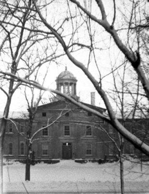 Ontario County Courthouse, 1964
