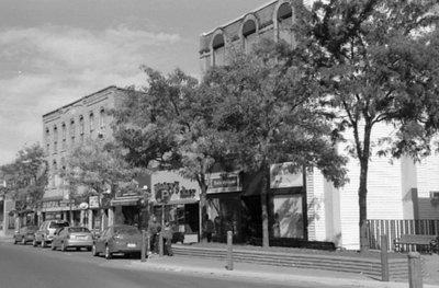 Brock Street North, October 2005