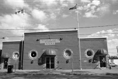 Royal Canadian Legion, Branch 112, Whitby, October 2005